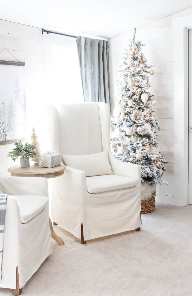 New Slim Flocked Tree Amp Cyber Monday Deals Rooms For