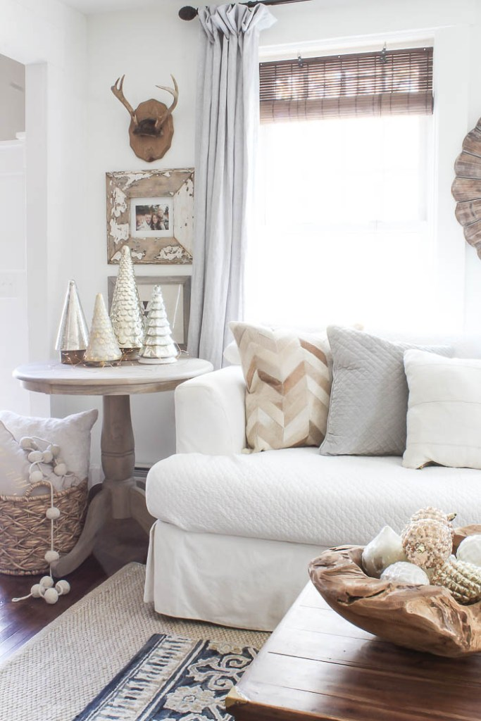 Seasons of Home | Christmas Living Room | Rooms FOR Rent Blog