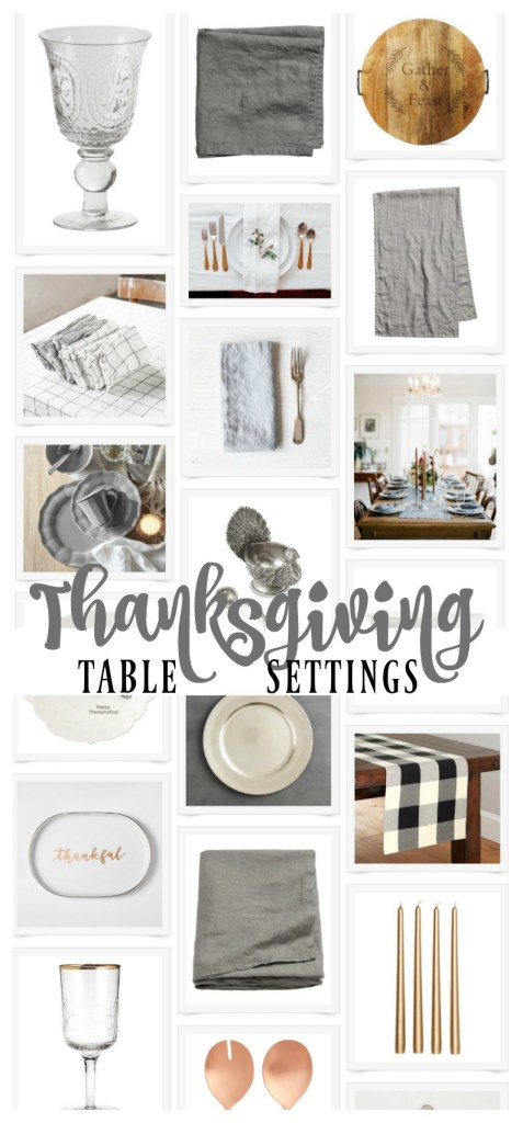 Thanksgiving Table Staples | Rooms FOR Rent Blog