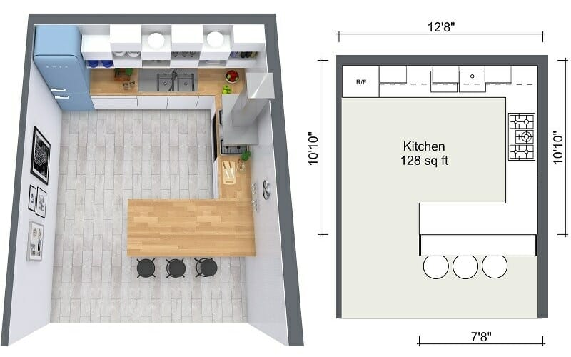 Visualize Flooring Design Ideas Online