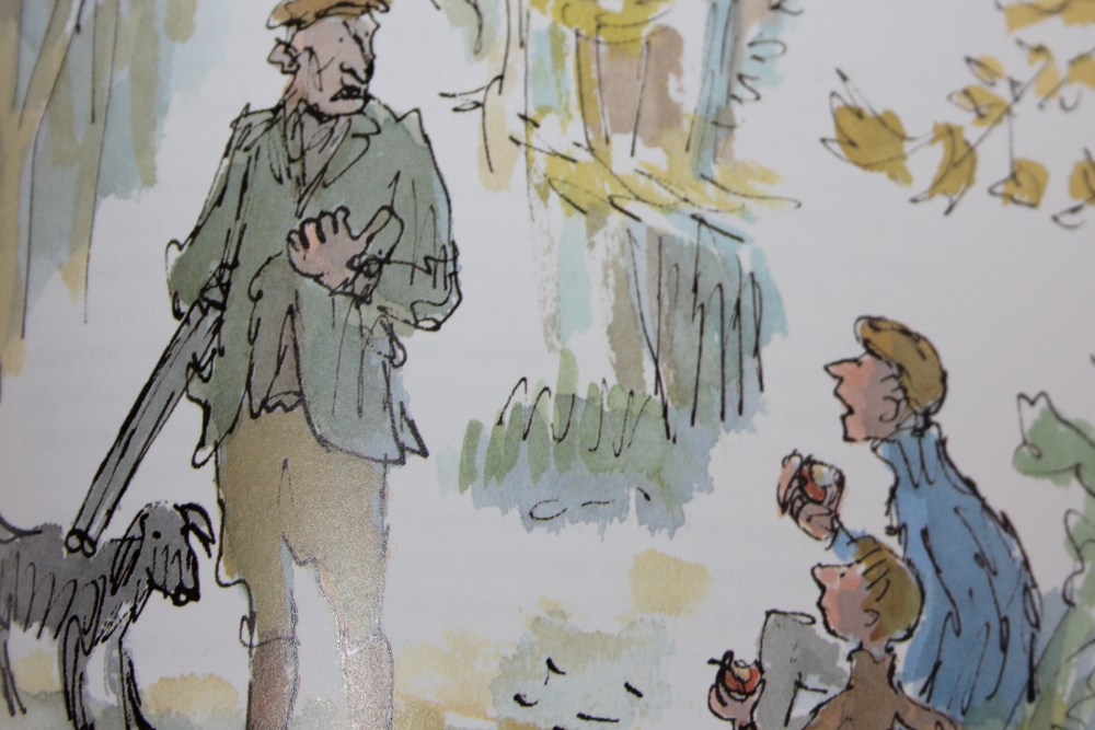 Roald Dahl - 'Danny, the Champion of the World' (2/3)