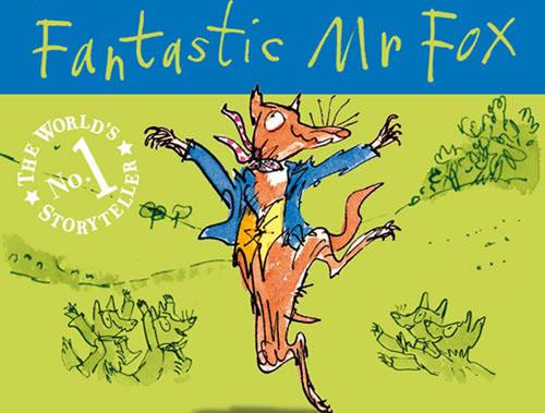 Fantastic Mr. Fox - Roald Dahl (2/2)
