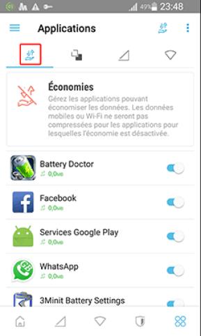 Samsung-Max_économie de données