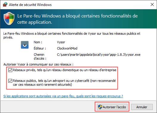 [Vysor] Comment contrôler son Android à partir de son PC_2