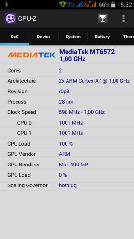 Comment Reconnaitre Le Type Et Modèle Du Processeur Cpu D'un Téléphone Android