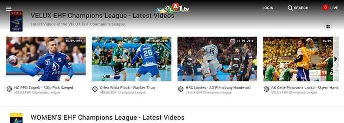 site de Streaming - Loala1 tv