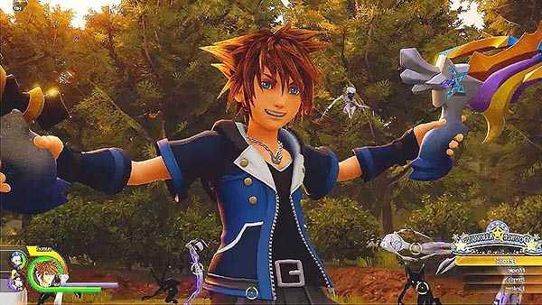 Jeux vidéo - kingdom hearts III