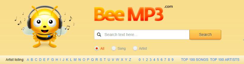 Télécharger musique gratuit BeeMP3