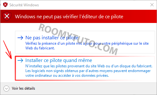 Comment Installer Le Pilote Mtk Sur Windows 9png