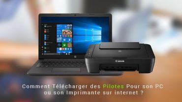 Comment Télécharger Des Pilotes Pour Son Pc Ou Son Imprimante Sur Internet Compressor