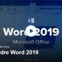 Apprendre Word 2019