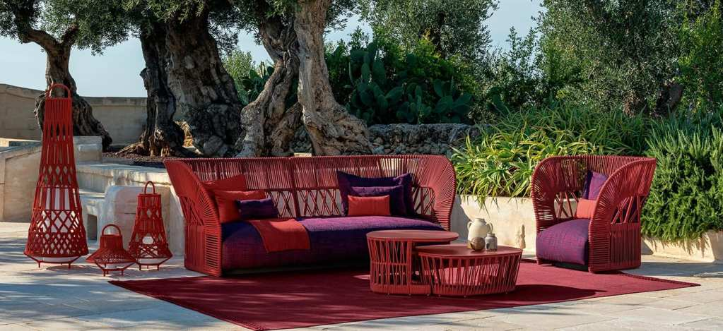 Talenti outdoor furniture