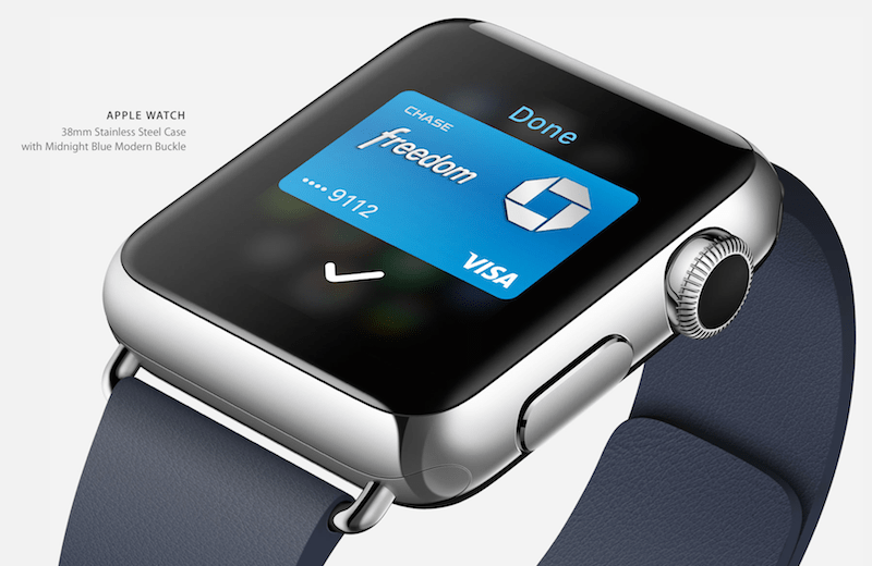 Apple Watch Does Not Have Anti-theft System and That's a Big
