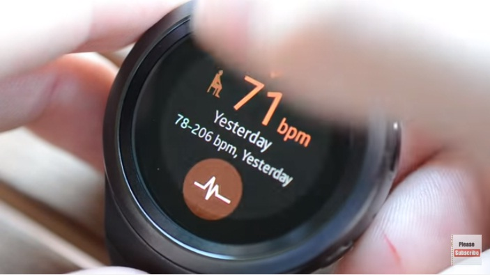 Gear S2 Fitness Tracking and Exercise 5