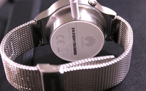 huawei watch battery life
