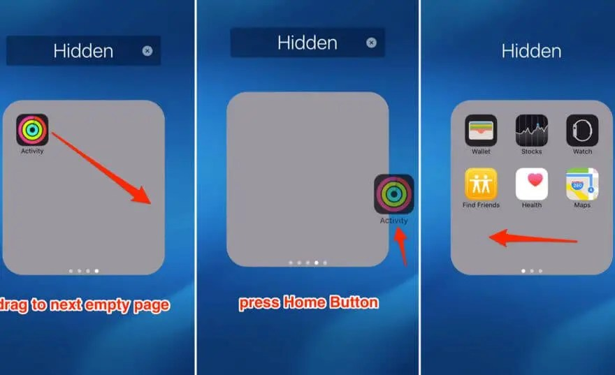 Hidden Apps on iPhone: 5 Step How to Hiding App from the