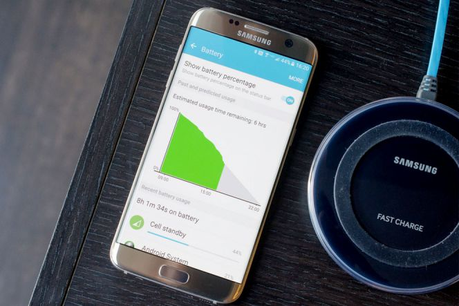 Samsung Galaxy S7 Problems and How to Solve It - battery quicly exhausted