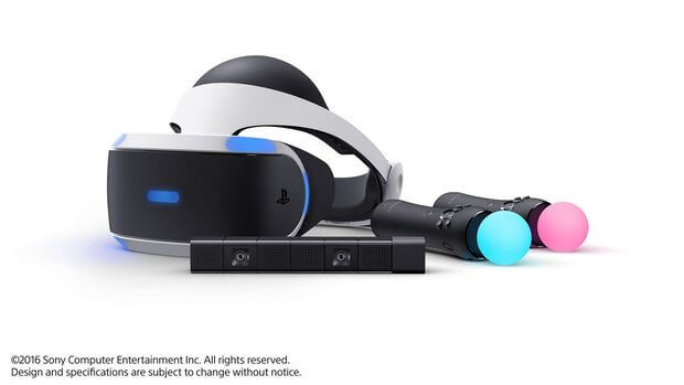 Sony Play Station VR