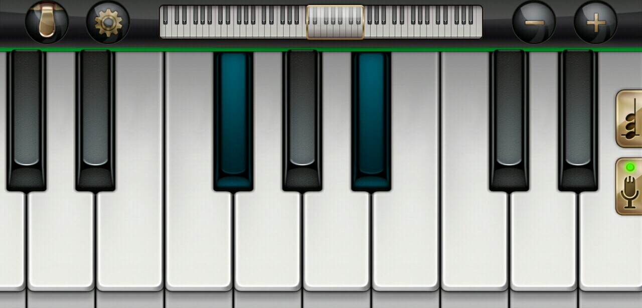 gismart real piano