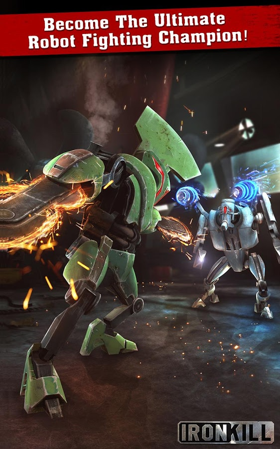 3 Best Robot Fighting Games on Android: Upgrade and Level Up