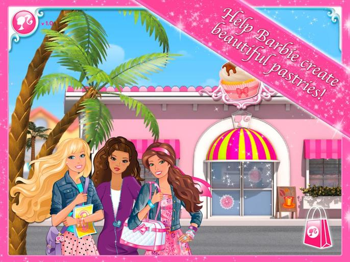 barbie-games-for-android-barbie-best-job-ever