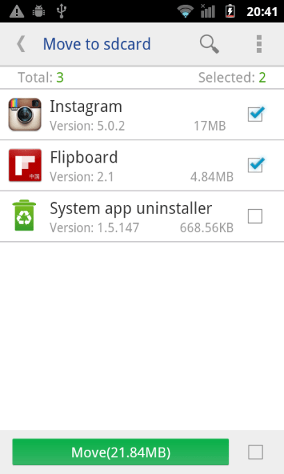 3 Best App To SD Card For Android: Manage Your Apps and