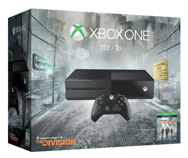 Microsoft Xbox One 1TB Console - Tom Clancy's The Division Bundle