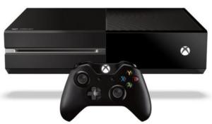 Microsoft Xbox One 500 GB Console - Black image 1