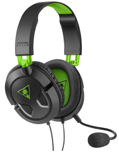Turtle Beach - Ear Force Recon 50X Stereo Gaming Headset