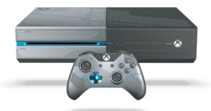 Microsoft Limited Edition Halo 5: Guardians Console Bundle image 1