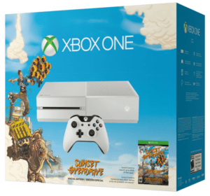 Microsoft Xbox One Special Edition Sunset Overdrive Bundle image 1