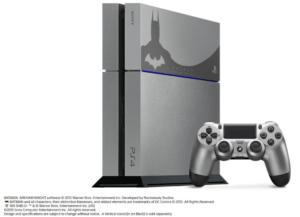 Sony PlayStation 4 500GB - Batman Arkham Knight Bundle Limited Edition image 2