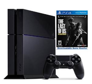 Sony PlayStation 4 500GB Console - The Last of Us Remastered Bundle