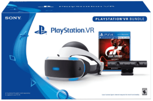 Sony PlayStation VR - GT Sport Bundle [Discontinued]