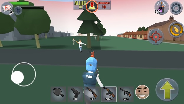 7 Popular Pixel Games that Similar with PUBG – Roonby