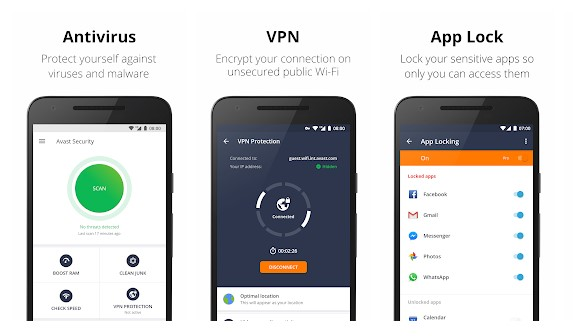 best antivirus to use with vpn
