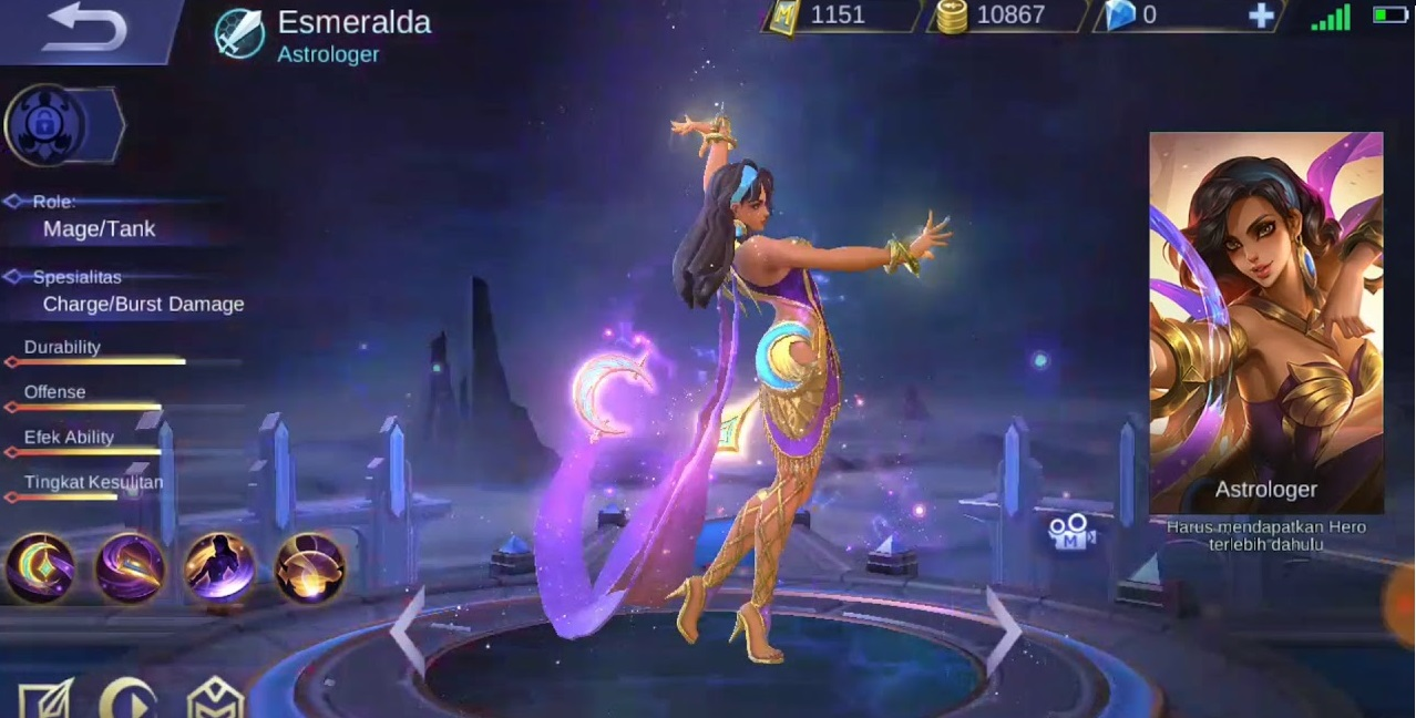 Esmeralda Mobile Legends Item Guide – Best Way to Build Your