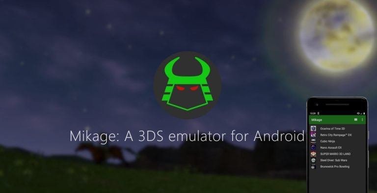 Mikage will be The First 3DS Emulator on Android! – Roonby