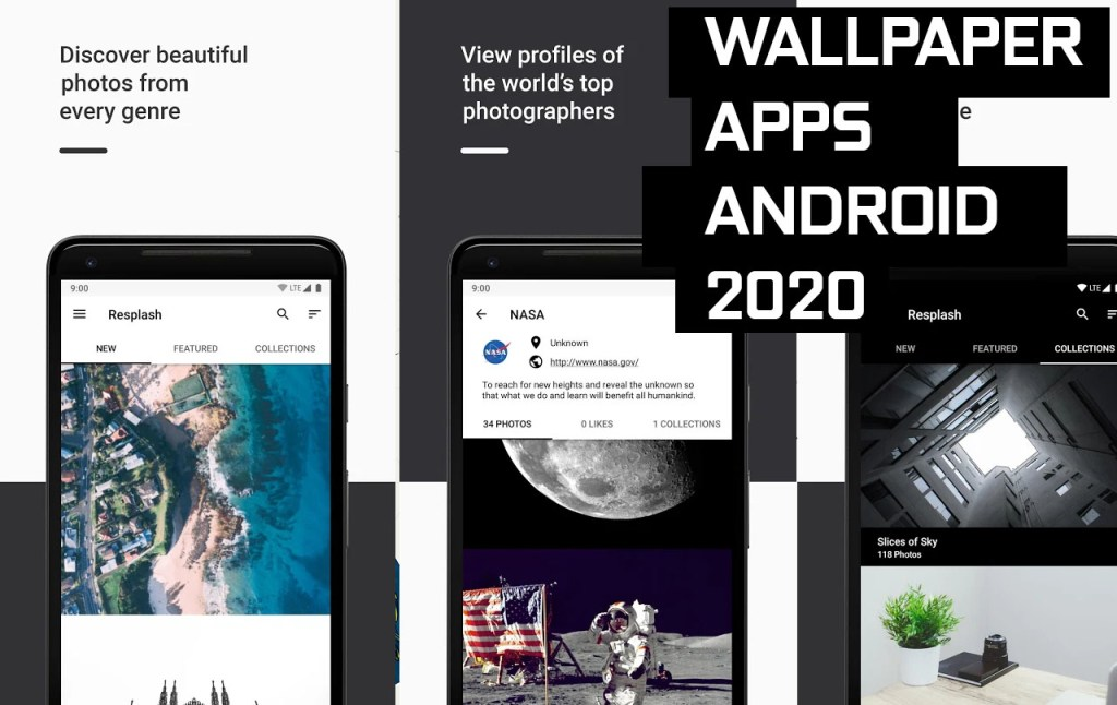 7 Best Wallpaper Apps On Android 2020 Roonby