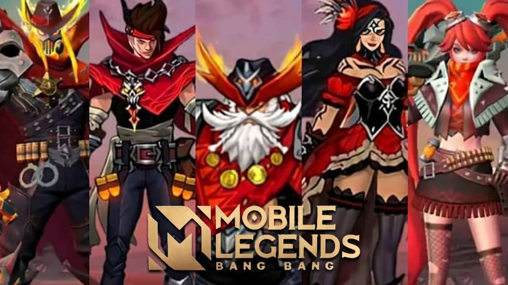 Mobile Legends Skins November 2020