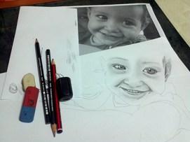 Dibujo rostros