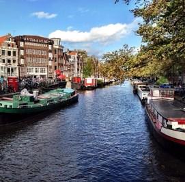 Autumn in Amsterdam: Amsterdam, Netherlands