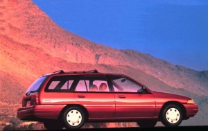 The Little Wagon that Could 1994 Ford Escort Wagon LX