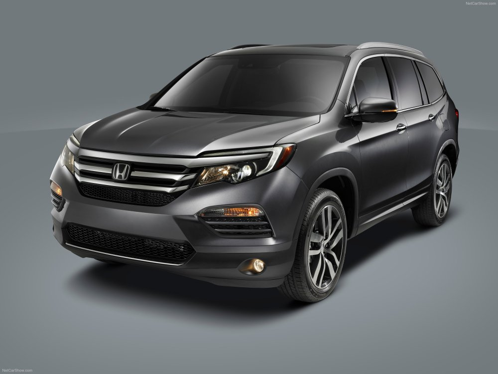 Aviation License not Required. 2016 Honda Pilot (1/6)