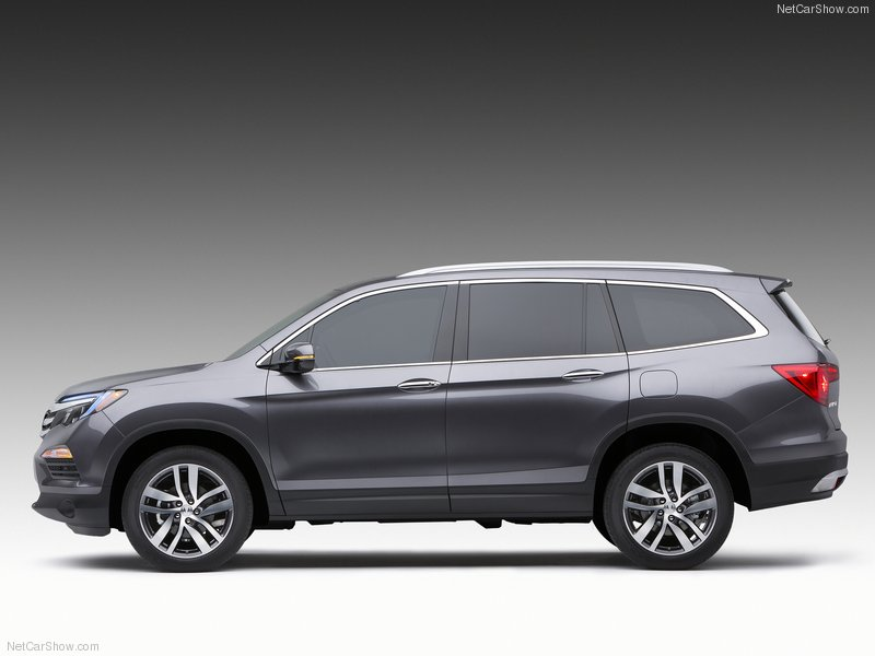 Aviation License not Required. 2016 Honda Pilot (2/6)