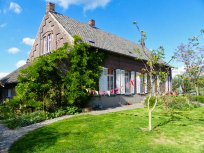 Zelfplukboerderij – Heleen & Pieter