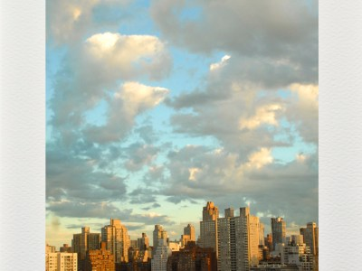 Equivalents, New York City Skyline from Roosevelt Island