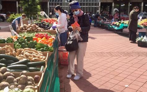 Farmers Market Returns to Good Shepherd Plaza, This Weekend