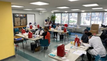 Roosevelt Island Senior Center Vaccination Site