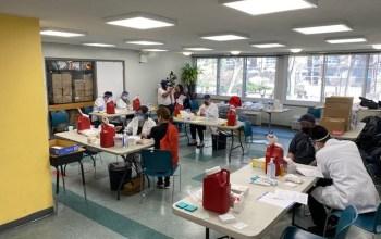 Roosevelt Island Senior Center Vaccination Site